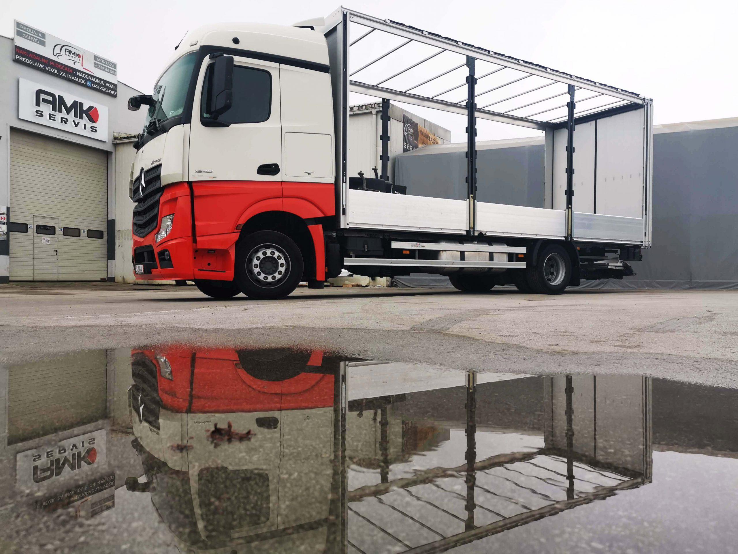 Vrestro Amk nadgradnja za gospodarska vozila