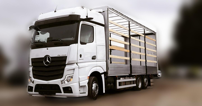 Vrestro nadgradnja za tovorna vozila