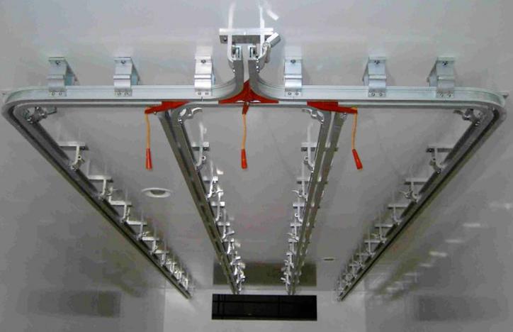Dvotirni sistem za prevoz mesa